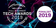 Hull & Humber Tech Awards - Finalist 2019