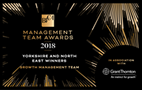 Regional Winner, Growth Management Team of the Year