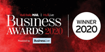 Hull Daily Mail Business Awards 2020 - Winner
